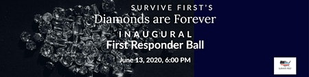 Survive First's Inaugural First Responder Ball