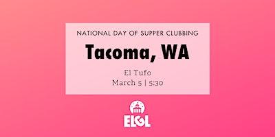 #NDOSC: Tacoma, WA