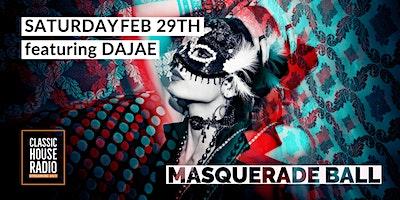 Vegas Vegas Masquerade Ball featuring Dajae