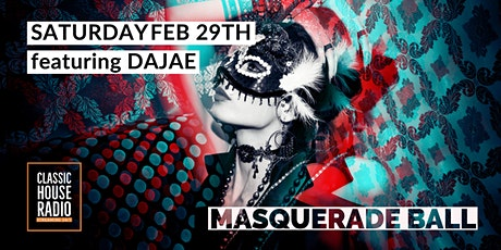 Vegas Vegas Masquerade Ball featuring Dajae tickets