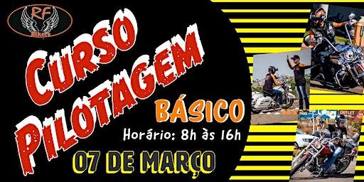 Curso de Pilotagem RF Bikers - BÁSICO 2020/1