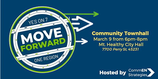 Move Forward Issue 7 Community Townhall