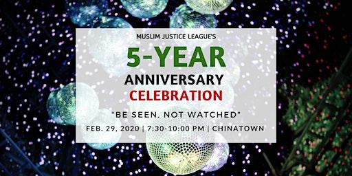 MJL's 5 Year Anniversary