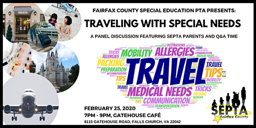 Traveling with Special Needs