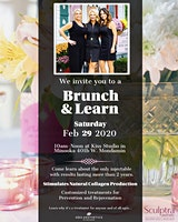 Brunch & Learn **SCULPTRA**