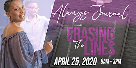Erasing the Lines - A Day In Your New Life tickets
