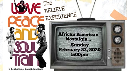 The Believe Experience Honors African-American Nostalgia  tickets