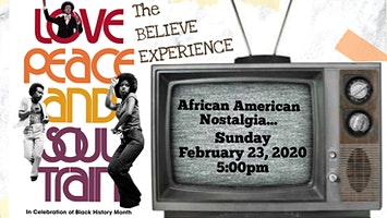 The Believe Experience Honors African-American Nostalgia
