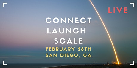 Connect, Launch & Scale LIVE tickets