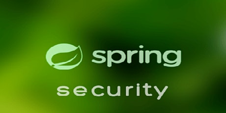 Spring Security - Training Course tickets