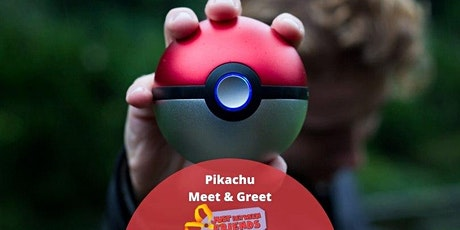Free Pikachu Scavenger Hunt tickets