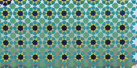 Textile Tiles: An Exploration of Pattern with Ghazal Rahimi tickets