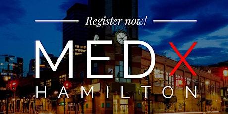 MedX Hamilton 2020 tickets