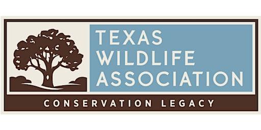 TWA Teacher Workshop   June 11, 2020   The Biodiversity Education Center, Coppell, TX
