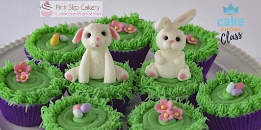 Easter Figure Cupcake Class