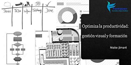 Taller para Optimizar la Productividad con Gestión entradas