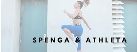 SPENGA and Athleta! Community Workout!