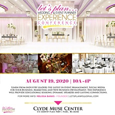 Let's Plan Wedding & Event Planning Experience Conference tickets