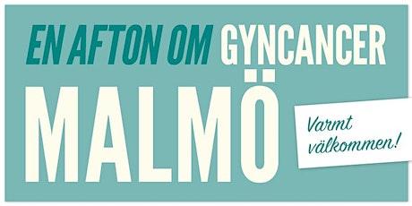 En afton om gyncancer – Malmö 28 april INSTÄLLT tickets