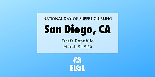 #NDOSC: San Diego, CA