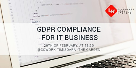 GDPR for Tech tickets