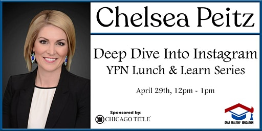 Education Course - A Deep Dive Into Instagram: YPN Lunch & Learn Series