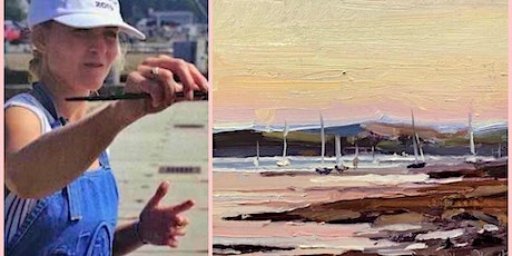The Life in Plein Air: Alison Leigh Menke, Solo Art Opening tickets