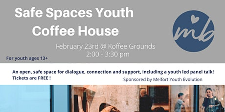 Safe Spaces Coffee House tickets