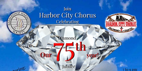 Postponed Harbor City Chorus Diamond Jubilee Celebration Concert tickets