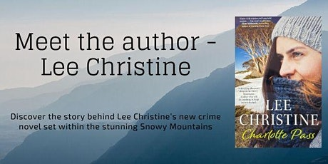 Meet the Author - Lee Christine tickets