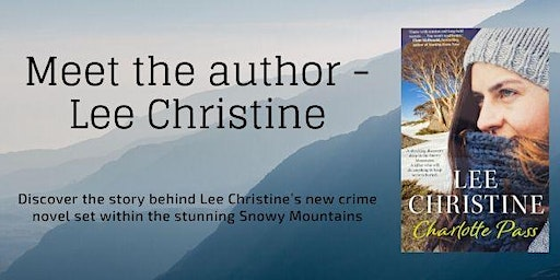Meet the Author - Lee Christine