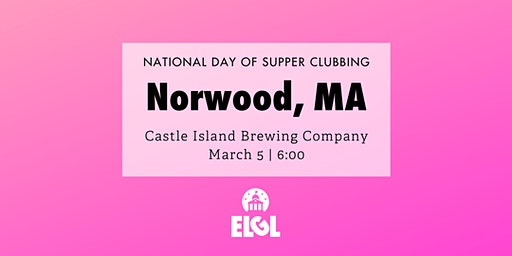 #NDOSC: Norwood, MA