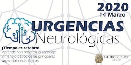 Urgencias Neurológicas boletos