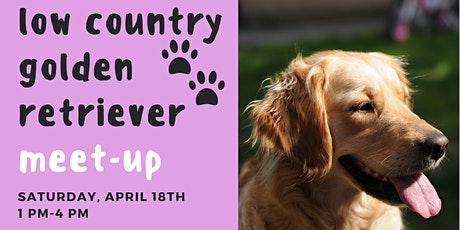 Spring 2020  Low Country Golden Retriever Meet-Up tickets
