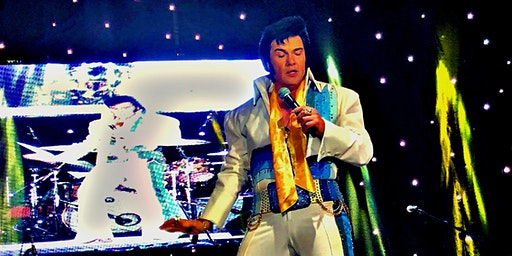 """""""An evening with the King"""" - World Champion Elvis, Jesse Aron with Band!"""