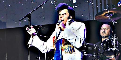 """Elvis Jailhouse Rock"" - - World Champion Elvis, Jesse Aron with Band!"