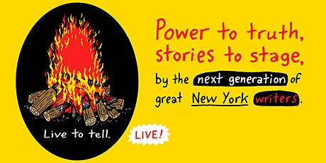 Live to Tell: LIVE! Help start the story, songs by Be Steadwell tickets