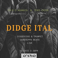 Didge Ital tickets