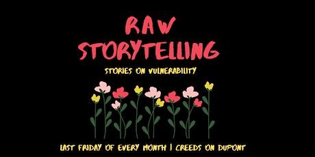 Raw Storytelling- Vulnerability tickets