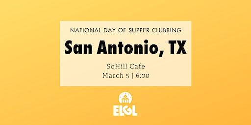 #NDOSC: San Antonio, TX