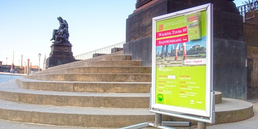 September 2020: Dresden Stadtrundgang mit DresdenWalks