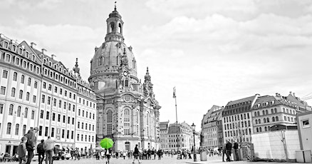 October 2020, Dresden Walking Tour with DresdenWalks billets