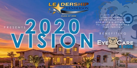 2020 VISION benefiting Eye Care 4 Kids tickets