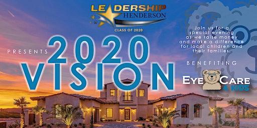 2020 VISION benefiting Eye Care 4 Kids