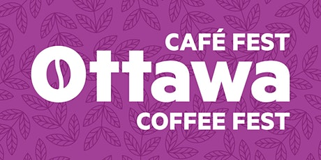 Ottawa Coffee Fest tickets