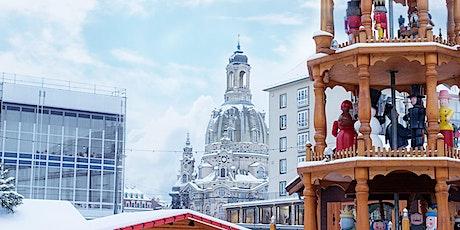 December 2020, Dresden Walking Tour with DresdenWalks Tickets