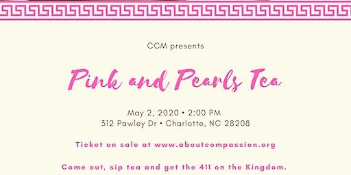 Pink & Pearls tea