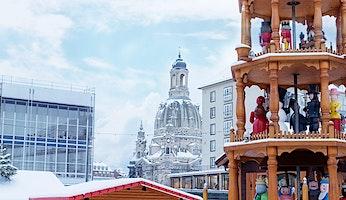 Dezember 2020: Dresden Stadtrundgang mit DresdenWalks