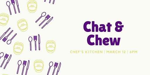 Chat & Chew at Chef's Kitchen