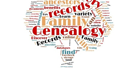 Genealogy 101 Series: Workshop 18 - Historical & Genealogical Societies tickets